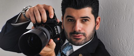 Российский фотохудожник Михаил Киракосян покорил международные галереи фотосерией из Московского зоопарка