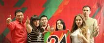 Телекомпания из Татарстана сняла выпуск новостей полностью на мобильный телефон