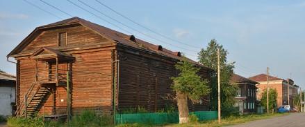Улица Ленина в селе Городок Красноярского края приобретет современный вид