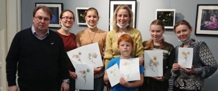 В Дни исторического и культурного наследия московские активисты ОНФ провели ряд творческих акций