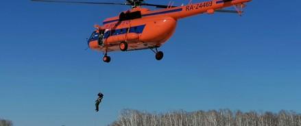 В Красноярском крае начнет работу новый лесопожарный центр