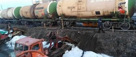 В Красноярском крае удалось предотвратить экологическую катастрофу