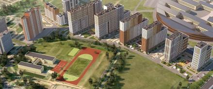 В ТОП-5 по продажам жилья в Подмосковье – четыре комплекса ГК «Гранель»
