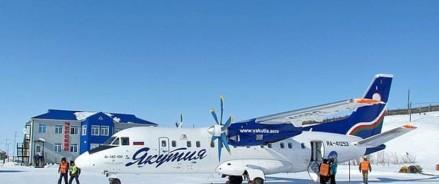 В Якутии за 2 миллиарда рублей реконструируют аэропорт Черский
