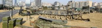 В Азербайджане открылся Парк военных трофеев
