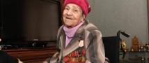 100-летняя жительница Казани Самра Бикмеева сделала прививку от коронавируса