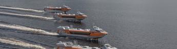 Чувашия получит 3 скоростных судна для развития речного туризма