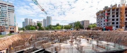ГК «А101» по итогам совещания с депутатом Дмитрием Саблиным досрочно приступит к строительству двух детских садов в ЖК «Скандинавия»