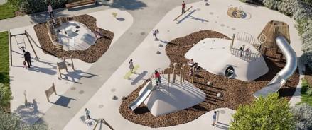 «ИНТЕКО» представила инновационную методику обустройства детских игровых пространств