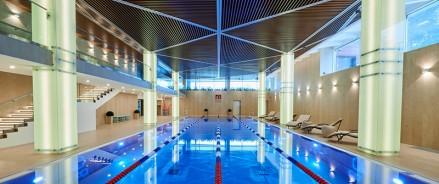 Компания BWT выполнила проектирование и монтаж комплекса водоподготовки бассейнов и гидромассажных ванн с применением озонирования в родильном доме в Сестрорецке