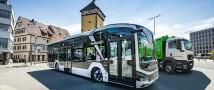 MAN примет участие в SPbTransportFest где представит новый электрический автобус Lion's City E и мусоровоз MAN TGM