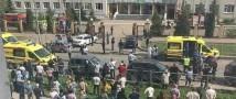 Напавший в школу №175 в Казани был один сообщников не было
