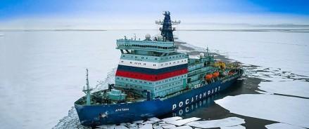 Российский ледокольный флот пополнится двумя суднами