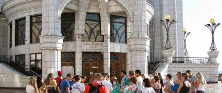 Турпоток в Татарстане превзошел до пандемийный показатель