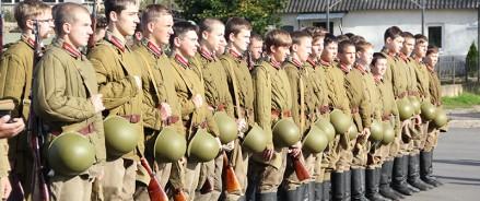 В День Победы в Архангельске впервые пройдет исторический взвод