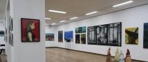 В Красноярске открылась выставка работ сильнейших молодых художников региона