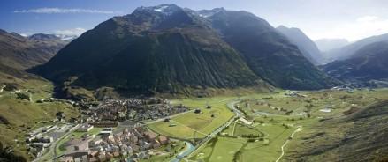 Andermatt Swiss Alps выступил партнером премии «Филантроп года»