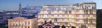 Giorgio Armani и российская девелоперская компания Vos'hod объявляют о совместной работе над жилым комплексом в Москве