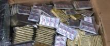 Более 500 кг препаратов с сибутрамином задержали таможенные органы с декабря по апрель 2021 г.