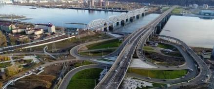 Экологию «поправят» дорожными развязками