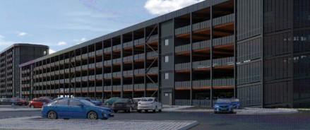 «Ферро-Строй» построит парковку для нового жилого комплекса на юго-востоке Москвы