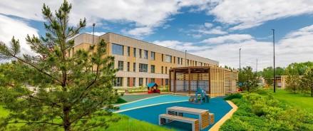 ГК «А101» ввела в эксплуатацию детский сад с бассейном и кулинарной студией