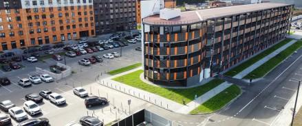 Компания «Ферро-Строй» закончила строительство паркинга на Полярной