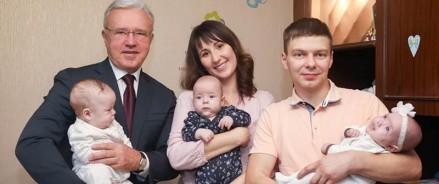 В Красноярском крае на пять лет продлили действие закона о краевом материнском капитале