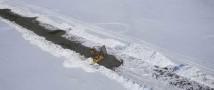 На Таймыре начали строить автодорогу к крупнейшему угольному месторождению