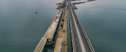 На содержание перехода через Керченский пролив уйдет 204 млн рублей