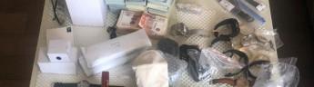 Таможенники в Шереметьево пресекли канал контрабанды наручных часов и ювелирных изделий на 100 млн рублей