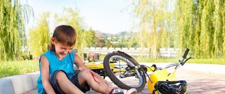 В Татарстане назвали основные причины детского травматизма летом: электросамокаты, велосипеды и москитные сетки