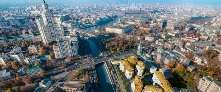 В Москве потратили 85 млрд рублей на элитное жилье