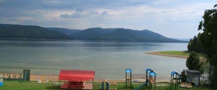 В Новоселово на берегу Красноярского моря появится зона отдыха