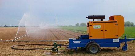 В Приморском крае модернизируют 4 насосные станции для орошения полей