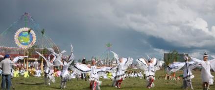 В Верхневилюйске в Якутии построят дорогу к площадке юбилейного «Ысыах Олонхо»