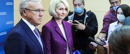Виктория Абрамченко: К осени мы будем тестировать цепочку «движения» древесины – от заготовки на делянке до склада готовой продукции