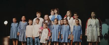 В Москве прошел благотворительный фестиваль «Я верю» для детей-сирот и детей с ограниченными возможностями здоровья
