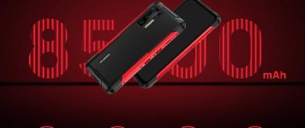 На российском рынке смартфонов появился новый флагманский смартфон Doogee 2021 года — Doogee S97 Pro