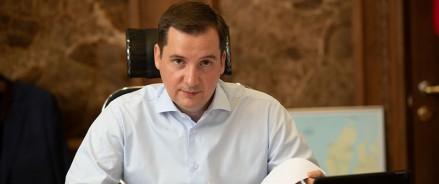 Александр Цыбульский поручил администрации Архангельска организовать дополнительные работы по благоустройству города в кратчайшие сроки