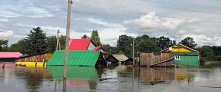 В Амурской области защитят села от паводковых вод рек Амур и Зея