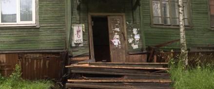Правительство Архангельской области выделило дополнительные средства на расселение домов, сошедших со свай