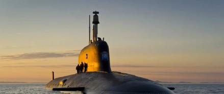 Атомные подводные лодки, построенные на Севмаше, проходят испытания в море