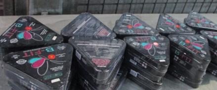 Домодедовские таможенники пресекли попытку незаконного ввоза БАДов и лекарственных средств для похудения с сибутрамином