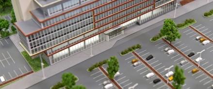 ГК «А101» утвердила концепцию общественного центра Коммунарки