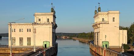 Галереи Верхне-Свирского шлюза отремонтируют в следующем году