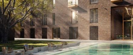 Клубный дом «Тессинский, 1» по проекту Sergey Skuratov Architects стал финалистом престижного международного фестиваля WAF 2021