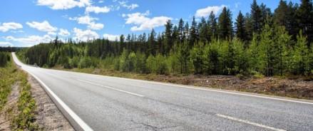 На содержание дорог Тюменской области выделили 100 млн
