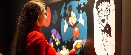 Ожившие мировые шедевры: в Казани открылась выставка анимированных картин
