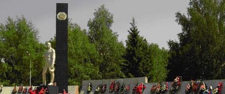 Парк Победы в Копейске благоустроят